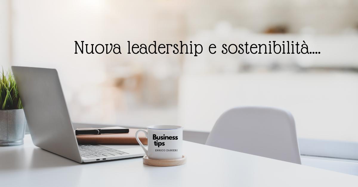 Leadership e sostenibilità
